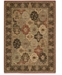 """Kathy Ireland Home Lumiere Royal Persian Tapestry Multicolor 7'9"""" x 10'10"""" Area Rug"""