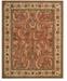 "Nourison Persian Legacy PL04 Terracotta 2'6"" x 12' Runner Rug, Created for Macy's"