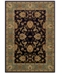 "Dalyn CLOSEOUT! St. Charles STC524 Chocolate 5'1"" x 7'5"" Area Rug"