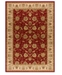 "Kenneth Mink CLOSEOUT! Area Rug, Warwick Kashan Crimson/Wheat 7'10"" x 10'10"""