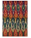 "Oriental Weavers Area Rug, Kaleidoscope 2061Z Vibrant Flame 5'3"" x 7'6"""