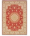 """Kathy Ireland Home Ancient Times Palace Dream 5'3"""" x 7'5"""" Area Rug"""