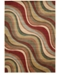 """Nourison CLOSEOUT! Somerset Wave 3'6"""" x 5'6"""" Area Rug"""