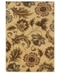 Oriental Weavers CLOSEOUT! Rugs, Pember 701W Floral Ivory