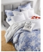 Charter Club Cotton 210-Thread Count Quilted Printed Coverlet and Sham Collection, Created for Macy's