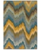 "Oriental Weavers Area Rug, Kaleidoscope 8020G Electric 9'9"" x 12'2"""