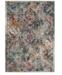 Safavieh Madison Light Gray and Fuchsia 9' x 12' Sisal Weave Area Rug