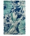 Kaleen  Brushstrokes BRS06-17 Blue Area Rug Collection