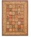"""Kathy Ireland Home Ancient Times Asian Dynasty Multicolor 3'9"""" x 5'9"""" Area Rug"""