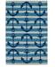 Macy's Fine Rug Gallery Seaside SE9 Ocean 9'X13' Area Rug