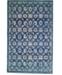 Bridgeport Home Masha Mas1 Navy Blue Area Rug Collection