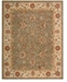 """Nourison Persian Legacy PL03 Olive 2'6"""" x 12' Runner Rug, Created for Macy's"""