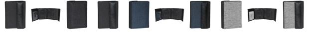 Buxton Hooke's RFID Flex Three-Fold