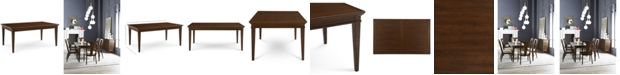 Furniture Matteo Extendable Dining Table, Created for Macy's