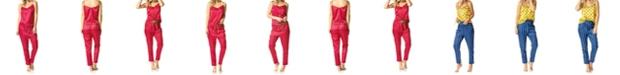 Honey Minx Claudine Pajama Set, Online Only