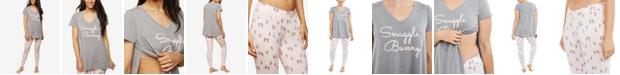 Motherhood Maternity Nursing Pajama Set