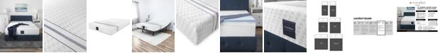 "MacyBed 12"" Plush Memory Foam Mattresses, Quick Ship, Mattress in a Box"