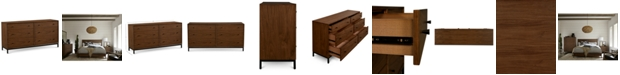 Furniture Oslo 6 Drawer Dresser, Created for Macy's