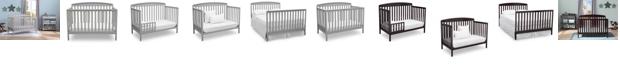 Delta Children Brayden 4-In-1 Convertible Crib, Quick Ship