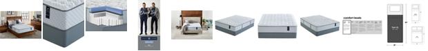 "Scott Living Castlebay 11"" Extra Firm Mattress Set- Twin XL, Created for Macy's"