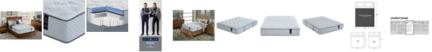 "Scott Living Brysen 12"" Cushion Firm Mattress- California King, Created for Macy's"