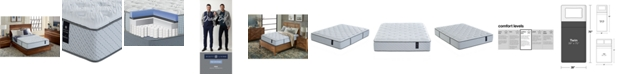 "Scott Living Brysen 12"" Cushion Firm Mattress- Twin, Created for Macy's"