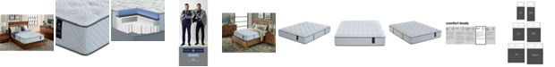 """Scott Living Brysen 12"""" Plush Mattress Collection, Created for Macy's"""