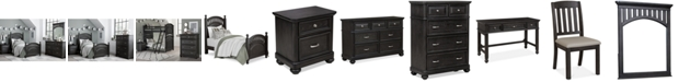 Furniture Tundra Kids Bedroom Collection