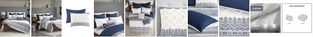 INK+IVY Mila 3-Piece Full/Queen Printed Comforter Set