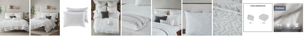INK+IVY Mill Valley 3-Piece Full/Queen Reversible Comforter Set