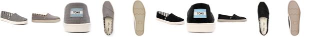 TOMS Alpargata Cupsole Slip-On Sneakers