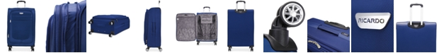 """Ricardo Oceanside Expandable 26"""" Spinner Suitcase, Created for Macy's"""
