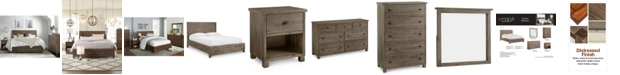 Furniture Canyon Platform Bedroom Furniture Collection, Created for Macy's