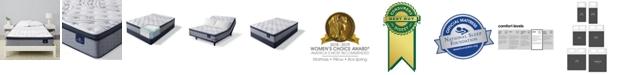 """Serta Perfect Sleeper Kleinmon II 13.75"""" Plush Pillow Top Mattress Collection"""