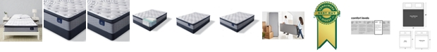 "Serta Perfect Sleeper Kleinmon II 13.75"" Plush Pillow Top Mattress Set - King"