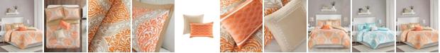 Intelligent Design Senna 4-Pc. Reversible Twin/Twin XL Comforter Set