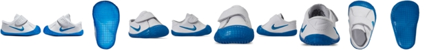 Nike Boys' Infant Waffle 1 Premium Crib Booties from Finish Line
