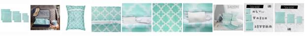 Design Imports Lattice Set D Mesh Laundry Bag, Set of 6