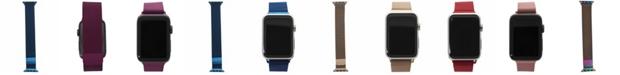 Nimitec Women's Mesh Apple Watch Strap 42mm