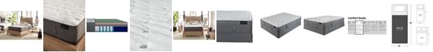 "King Koil Xtended Life Grayson 14"" Firm Mattress Set- Twin XL"