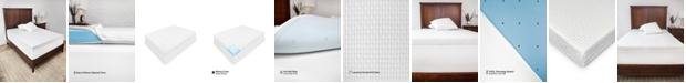 SensorPEDIC 2-Inch Majestic Ventilated Memory Foam Mattress Topper