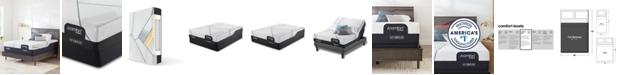 "Serta iComfort by CF 3000 13"" Hybrid Medium Firm Mattress Set - Full"