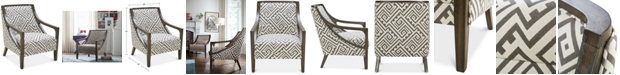 Furniture Kourtney Accent Chair Amp Reviews Furniture Macy S