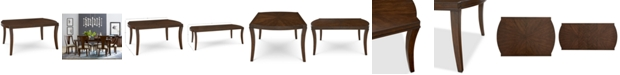 Furniture Portland Expandable Dining Table, Created for Macy's