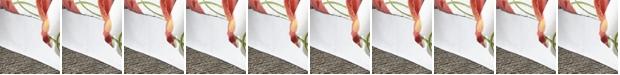 "Colcha Linens Poppy Plaid Bedskirt 15""-Twin"