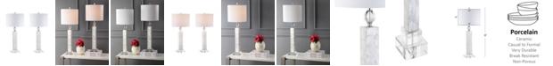 JONATHAN Y Bailey Led Seashell Table Lamp
