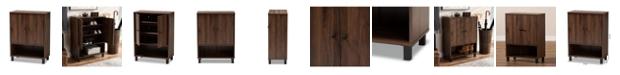 Furniture Rossin Shoe Cabinet