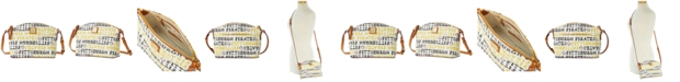 Dooney & Bourke Pittsburgh Pirates Suki Crossbody Purse