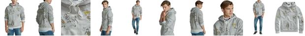 Polo Ralph Lauren Men's Vintage Fleece Long Sleeve Hoodie