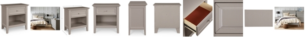 Furniture Sanibel Nightstand, Created for Macy's